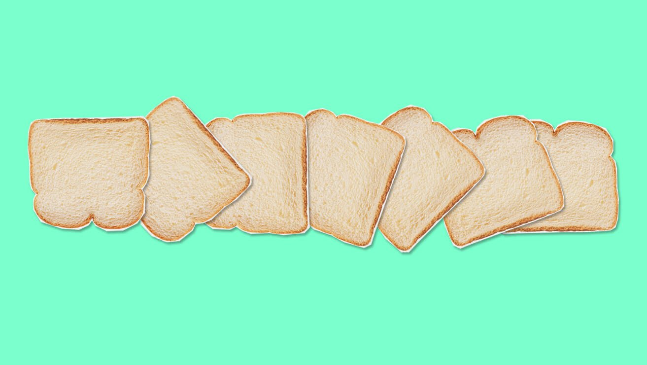 bread as a cause for gum disease