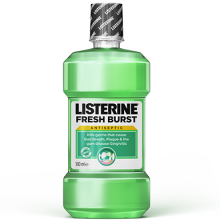 Listerine Fresh Burst Mouthwash