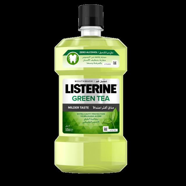 Listerine Green Tea Mouthwash