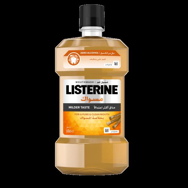 Listerine Miswak Mouthwash