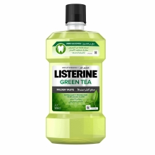 Listerine Green Tea Mouthwash 500ml