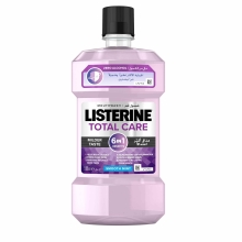 Listerine total care milder taste 500ml
